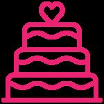 Wedding Cakes | Cakemagic | Regina Brennan